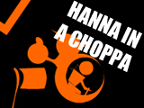 Hanna In A Chopper