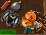 Super Volcano Halloween Edition